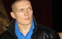 Александр Усик - молодой посол Украины на Юношеских Олимпийских играх