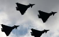 На авиашоу в Италии разбился истребитель