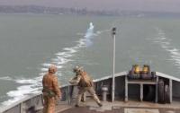 Конфликт в Азовском море: Украина задействовала тяжелую технику