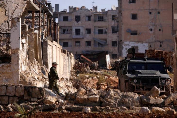 Самолет ВВС ЦАХАЛа нанес удары поиранской базе под Дамаском