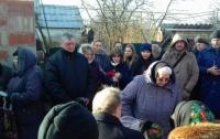 На Киевщине прощаются с погибшей Ириной Ноздровской