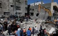 Более 10 тысяч зданий уничтожены: в секторе Газа заявили о повреждениях