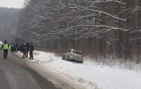 Под Харьковом произошло масштабное ДТП, есть пострадавшие