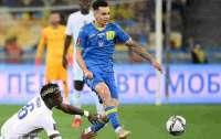 Шапаренко вошел в топ-3 игроков отбора на чемпионат мира-2022
