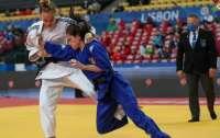Дарья Билодид завоевала серебряную медаль чемпионата Европы по дзюдо