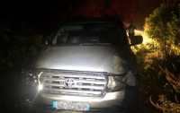 На Львовщине патрульные задержали мужчину на угнанном автомобиле