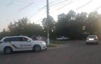 В Запорожской области полицейские попали в серьезное ДТП