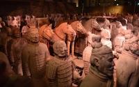 Останки неизвестного животного нашли в гробнице императора Китая