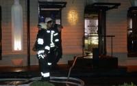 Неизвестные подожгли кофейню в Днепре: посетители получили ожоги