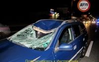 Ужасное ДТП в Киеве: пешехода разорвало на части