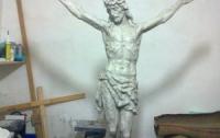 В Днепродзержинске появится «Голгофа» со скульптурой Христа Спасителя
