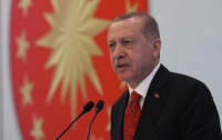 Эрдоган заявил о намерении воевать до победы