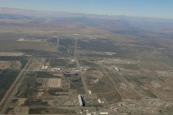 Тревога объявлена вкрупном хранилище радиоактивных материалов вСША