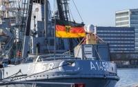 Корабли ВМС Бундесвера направит в Черное море – МО Украины