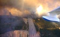 В Португалии горят леса