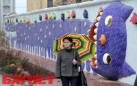 Пейзажная аллея в Киеве признана «памятником природы» (ФОТО)