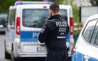 Житель Берлина подорвал бомбу во дворе жилого дома