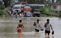 Дожди в Индии унесли жизни более 500 человек