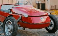 Самый маленький автомобиль изобрели на Волыни (видео)