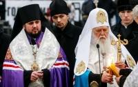 Филарет объявил, что Епифаний даже не священник