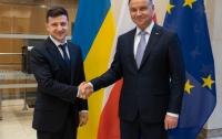 Президент Польши обратился к Зеленскому с просьбой