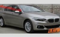 Рассекречен самый компактный седан BMW