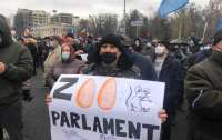 Соседнюю страну захлестнула волна протестов против правительства (видео)