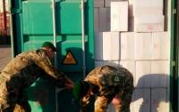 В Одесском порту обнаружена крупная партия контрабанды