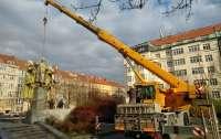 Чехия продолжает избавляться от советского наследия