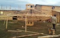 Россиянин хочет покорить космос на деревянной летающей тарелке