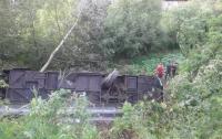 На Тернопольщине автобус с туристами слетел в пропасть: есть жертвы