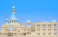 В православном храме Святого апостола Филиппа в ОАЭ открылась картинная галерея