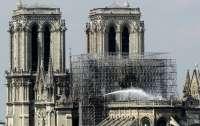 Собор Парижской Богоматери в Париже могут полностью не спасти, - настоятель