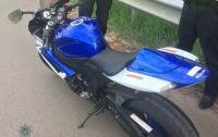 Похищенный два года назад в Италии мотоцикл обнаружили в Киеве