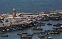 Израиль запретил палестинцам вылов рыбы