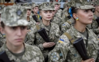 Девушкам разрешили учиться в военных лицеях
