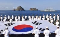 Япония заявила Сеулу протест из-за учений по обороне спорных островов