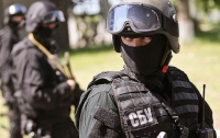СБУ схватила в зоне АТО террориста