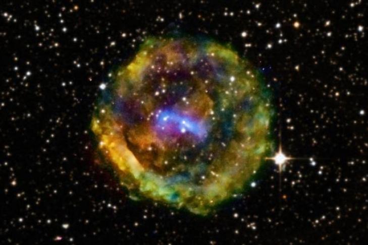 Ученые увидели белого карлика, пережившего взрыв сверхновой