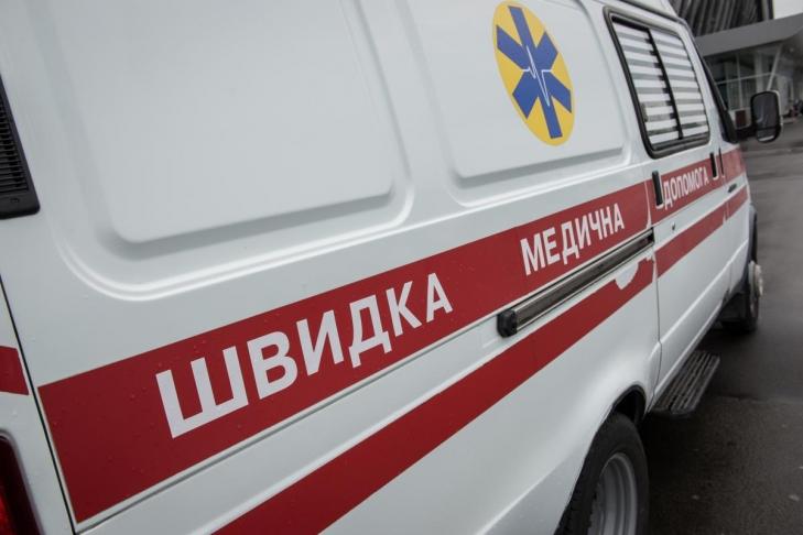 Вцентре украинской столицы под зданием НБУ отыскали труп