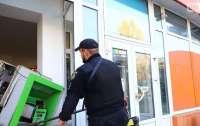Под Винницей взорвали банкомат и унесли миллион гривен