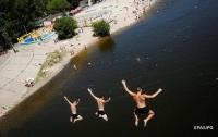 В Украине с начала года утонули более 800 человек