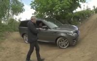 Внедорожник от Jaguar Land Rover управляется со смартфона (ВИДЕО)