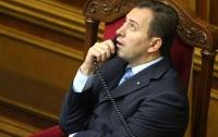 Важнейшим государственным вопросом Томенко считает реакцию Президента на пародийный сюжет российского телевидения