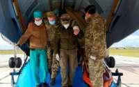 Тяжело раненых бойцов ВСУ привезли в Одессу