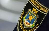 В Николаеве во время стрельб полицейских пострадала женщина