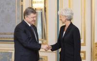 В МВФ глубоко обеспокоены последними событиями в Украине