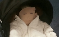 Девушка сделала ребенка, чтобы воровать в магазинах