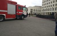 В Академии управления Харькова искали бомбу