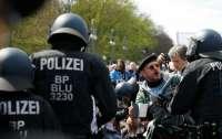 Германию захлестнула волна протестов